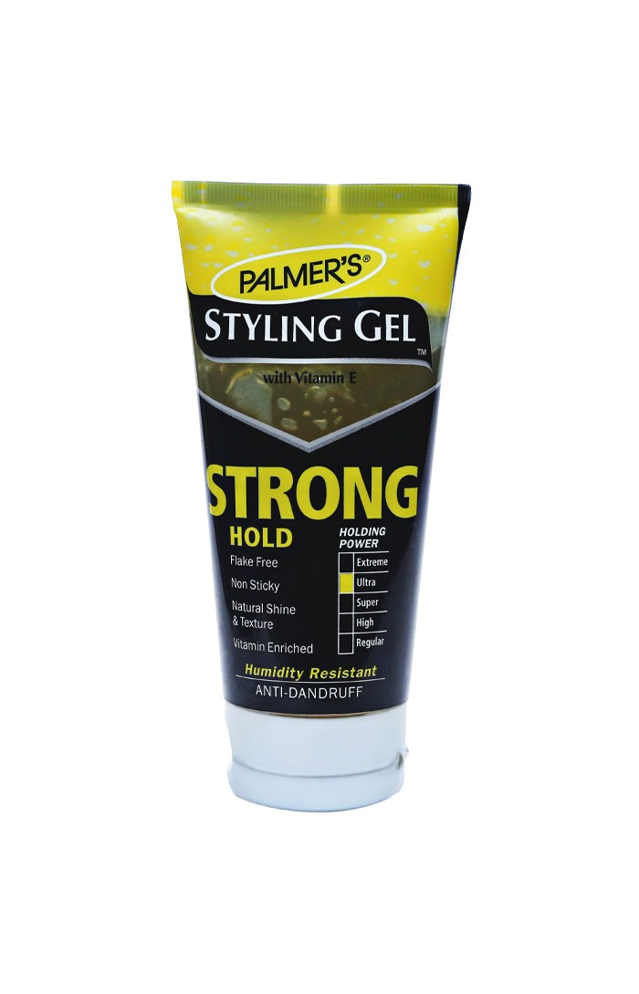 Strong Hold Styling Gel