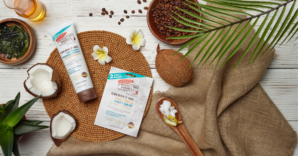 New Anti-Oxidant Coconut Firming Products