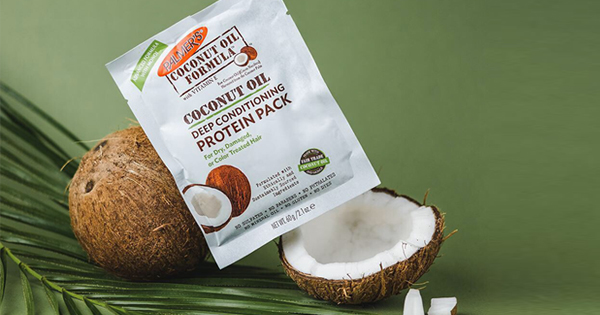 Palmer's coconut oil protein pack