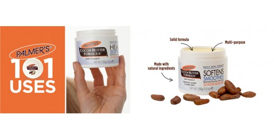 101 Ways To Use Cocoa Butter Solid Formula